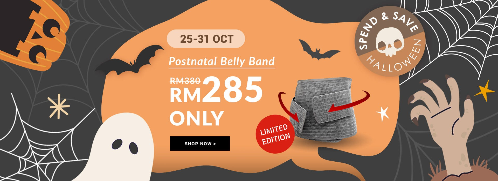 Get free shipping on all Malaysia orders, limited time only