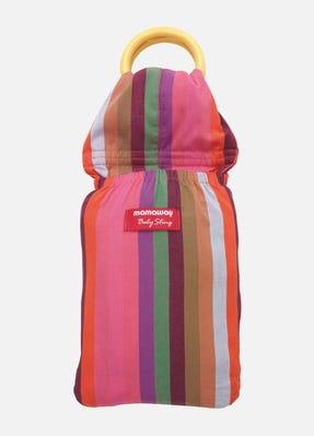 Rainbow Crayon Baby Ring Sling