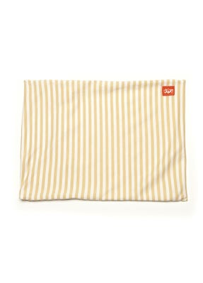 Hypoallergenic Toddler Pillow Case - Yellow Stripe