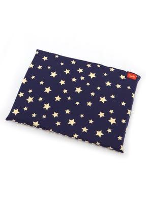 Hypoallergenic Toddler Pillow Case - Navy Galaxy