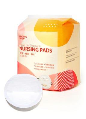 Instant Dry Disposable Nursing pads(100pcs)