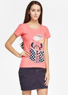 Disney Minnie Maternity & Nursing Tee